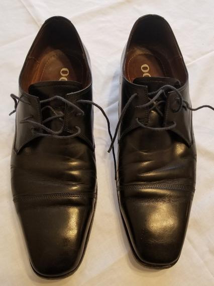 Zapatos De Vestir Marca Oggi Negros 40