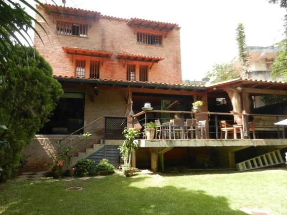 Casa En Alquiler Los Palos Grandes Caracas