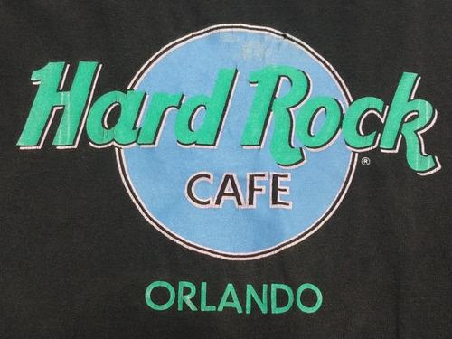 Remera Hard Rock Café Orlando Florida Estados Unidos Talle L
