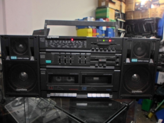 Radio Gravador Gradiente Cs-5