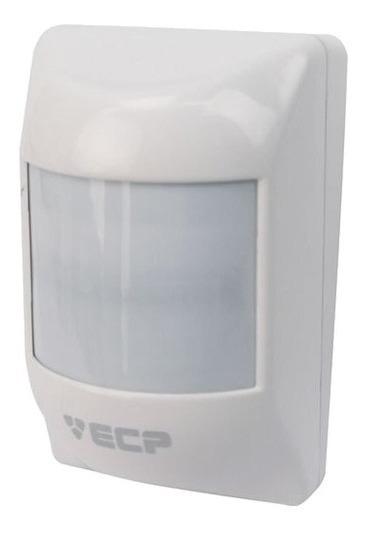 Alarme Sensor Ivp Visory Digital Com Fio F106124 C/13 Uni