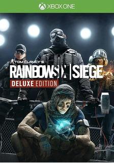 Rainbow Six Siege Xbox One Deluxe Edition