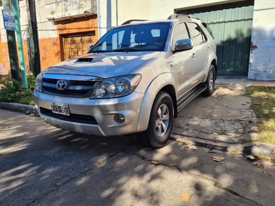 Toyota Hilux Sw4 Srv At 4x4 2006