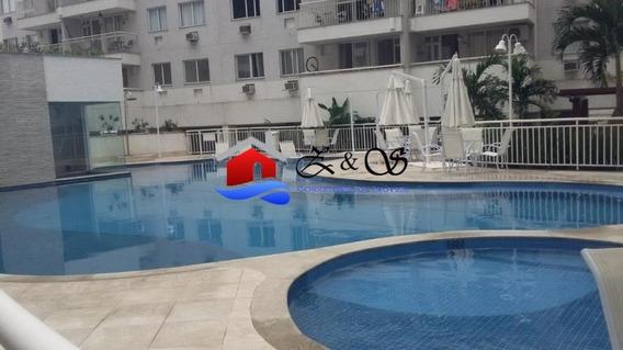 Lindo Apartamento De Dois Quartos, Em Condomínio Fechado. - Vvq411