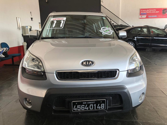 Kia Soul Ex 1.6 4p Gasolina Manual