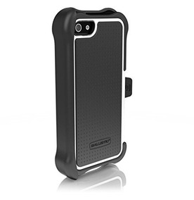 545e7325f27 Funda Protector Sg Maxx Para iPhone 5/5s, Color Negro/blanco