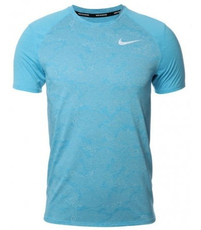 Nike Dri-fit Breathe Miler Running Camiseta 2xl Playera Gym