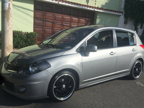 Nissan Tiida 1.8 Sl Flex 5p 2012 Carros E Caminhonetes