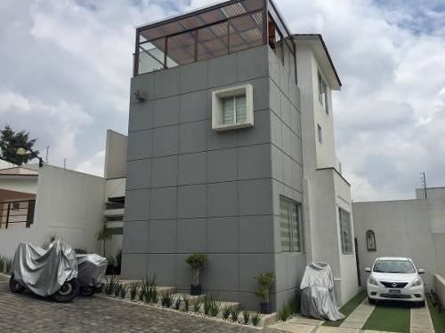 Casa En Venta En Las Alamedas Atizapán