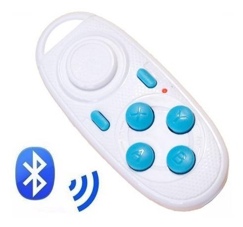 Mini Controle Gamepad Joystick Bluetooth Celular Android Ios