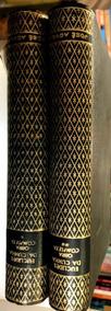Euclides Da Cunha Obra Completa Em Dois Volumes #