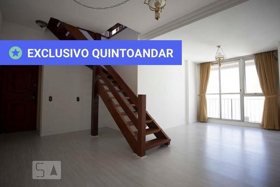 Apartamento No 24º Andar Com 2 Dormitórios E 2 Garagens - Id: 892942592 - 242592