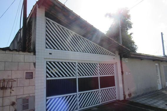 Casa Em Boqueirão, Praia Grande/sp De 150m² 2 Quartos À Venda Por R$ 350.000,00 - Ca598384