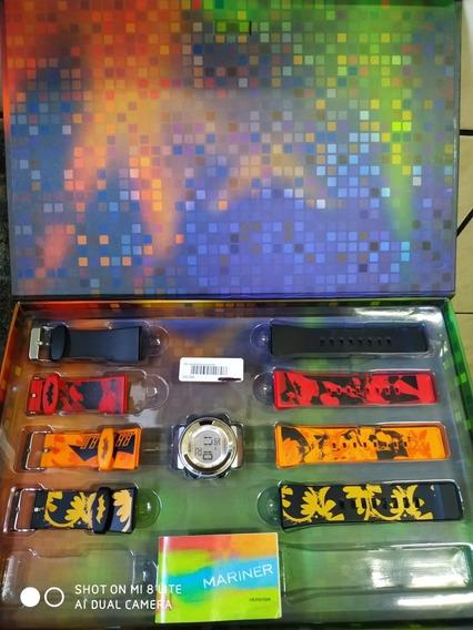 Relógio Technos Mariner Hg/8r *batman