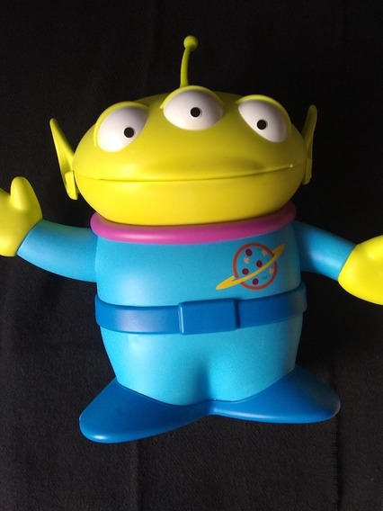 Palomera Coleccionable Alien Toy Story 4 Cinemex