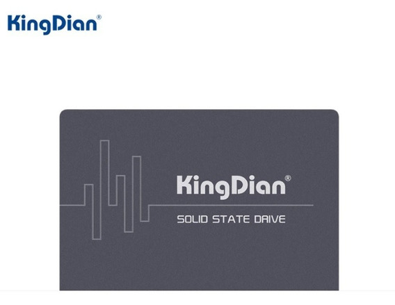 Hd Disco Solido Ssd 240gb Kingdian