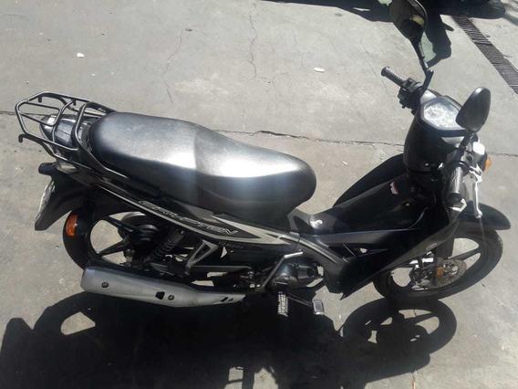 Yamaha Cryton 110