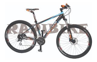 Bicicleta Mountain Venzo Tango Rod 27.5 24 Vel Hidraulicos