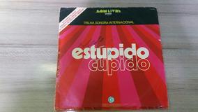 Lp Novela Estupido Cupido Internacional 1976 Dean Rock 50s