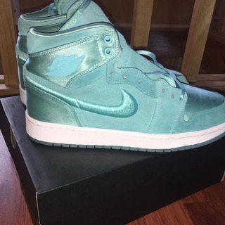 Zapatillas Air Jordan Retro 1 High Aqua Originales