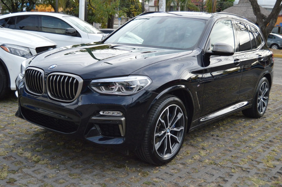 Bmw X3 2018 M40i Carbon Black