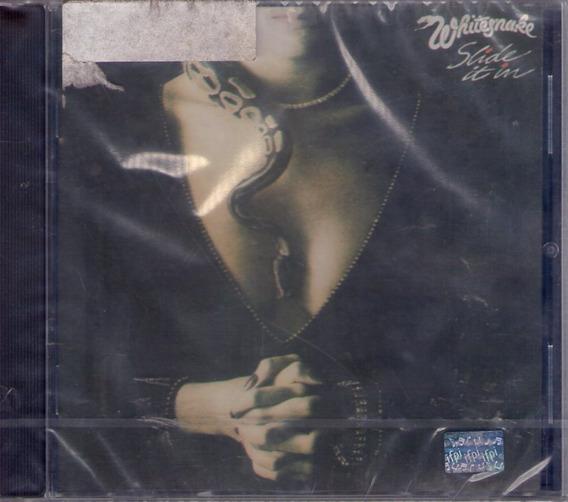 Whitesnake - Slide It In - Cd