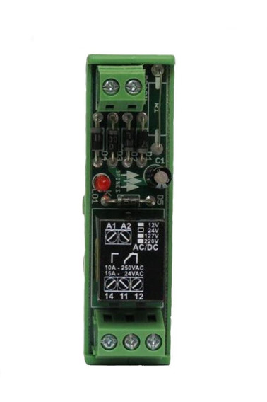 Relé Acoplador Interface 5v, 12v, 24v, 48v, 127v, 220v(02pc)