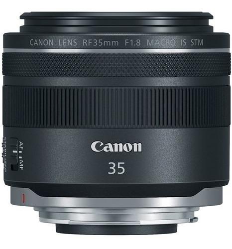 Imagem 1 de 10 de Lente Canon Rf 35mm F/1.8 Is Stm - Lj. Platinum