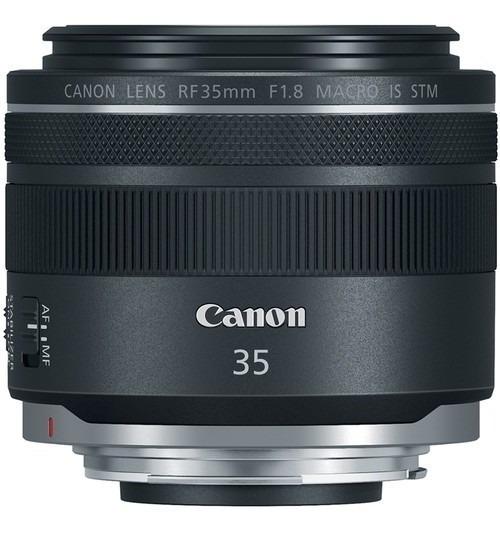 Lente Canon Rf 35mm F/1.8 Is Stm - Loja Platinum