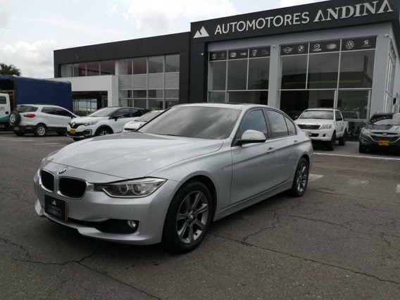 Bmw Serie 320i Luxury Automatica Secuencial 2.0 2014 Fwd 004