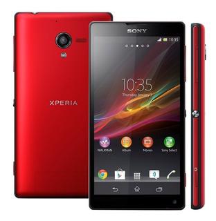 Smartphone Sony Xperia C6503 Zq 16gb Original Vitrine