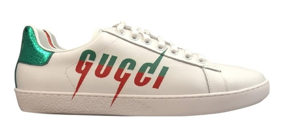 Tenis Gucci Hombre