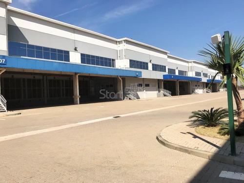 Imagem 1 de 14 de Galpão Para Aluguel Em Jardim Santa Esmeralda - Ga088783
