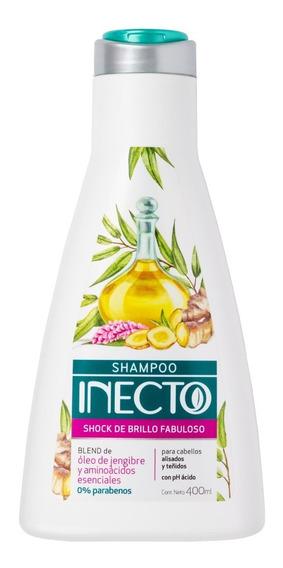 Shampoo Inecto Shock Brillo Fabuloso X 400ml