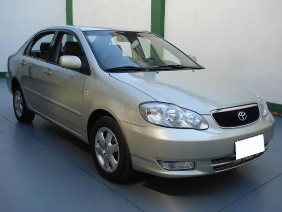 Toyota Corolla 1.8 Se-g 16v Aut 2004 Gasolina.