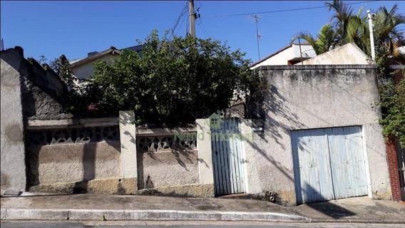 Terreno À Venda, 350 M² Por R$ 750.000 - Vila Carrão - São Paulo/sp - Te0024