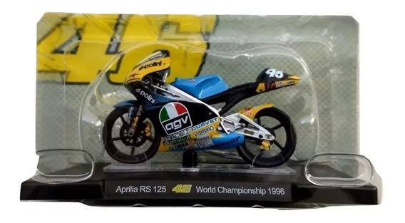 Valentino Rossi - Todas Mis Motos - N° 11 - Aprilia Rs 125