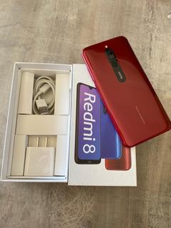 Xiaomi Redmi 8 3gb Ram 32gb Rom Red