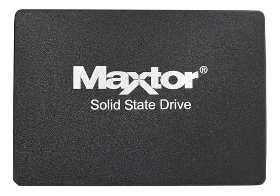 Disco sólido interno Seagate Maxtor Z1 YA480VC1A001 480GB