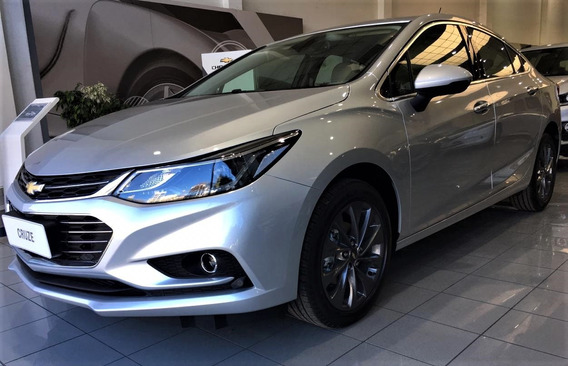 Chevrolet Cruze 4 Ltz 1.4 Nafta 153 Cv Turbo Manual 0km Jp