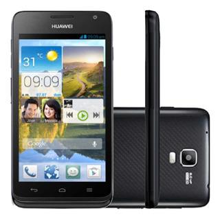 Smartphone Huawei Ascend G527 8gb Single 3g 8mp 4.5 Preto