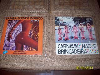 Discos De Vinilo Rubro Brasilero Carnaval
