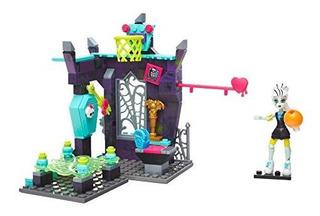 Mega Bloks Monster High Physical Deaducation Frankie Stein D