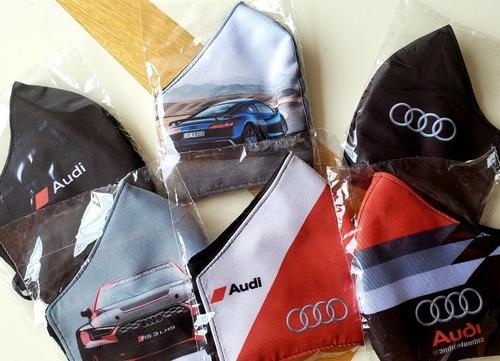 Un (1) Tapabocas Audi - Unidad A $27 - Unidad a $25