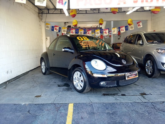 Volkswagen New Beatle 2.o Automatico Tiptronic 2008