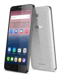 Smartphone Alcatel Pop 4 Premium (5051j). Tela 5. Cam 13 Mp