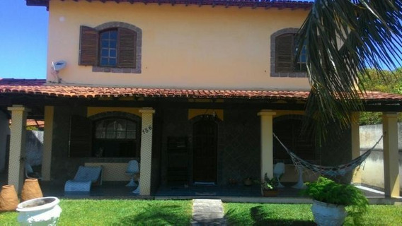 Casa 4 Dormitórios Ou + Para Venda Em Araruama, Pontinha, 4 Dormitórios, 1 Suíte, 2 Banheiros, 5 Vagas - 160_2-379238