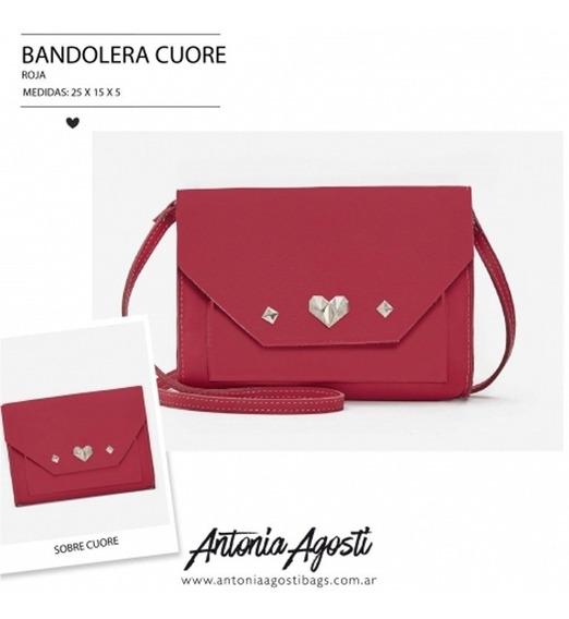 Bandolera #cuore - Antonia Agosti