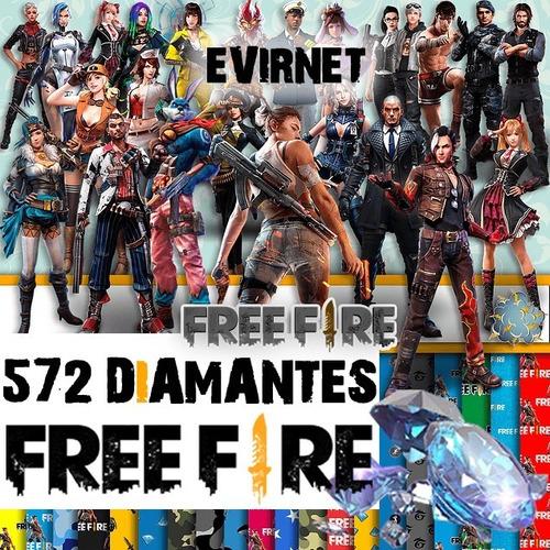 572 Diamantes Free Fire   Evirnet