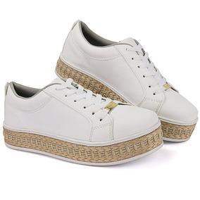 fd2270536 36 Sapatos Feminino 35 - Tênis Tênis Branco com o Melhores Preços no ...